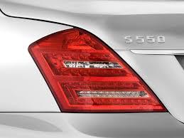 2010 s550 tail lights image 2013 mercedes benz s class 4 door sedan s550 rwd tail light
