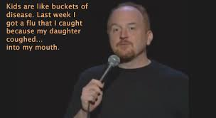 Louis Ck Meme - everything you need to know about parenting in 16 louis c k