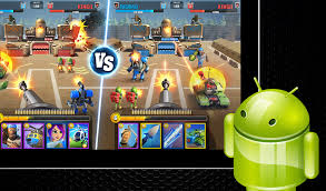 multiplayer android android app of the week new mighty battles multiplayer