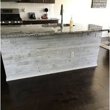 reclaimed wood accent wall wood from recwood planks in peel and stick wood planks wayfair