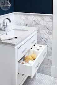 an epiphany about a bathroom remodel while sitting in my tub