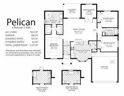 4 bedroom floor plan 4 bedroom floor plans with bonus room thenhhouse