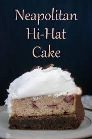 neapolitan hi hat cake