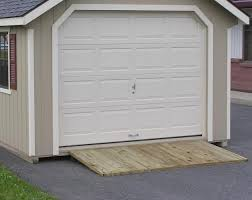 Shed Overhead Door Your Best Choice For Quality Custom Sheds From Lancaster Pa
