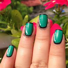 my dainty nails cartoon nails