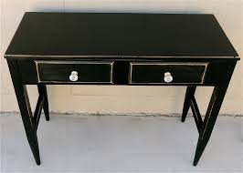 decoration black entryway table with about black console table