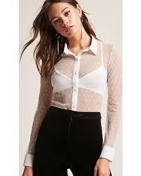 swiss dot blouse deal alert sheer swiss dot shirt