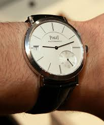 piaget altiplano piaget altiplano date 40mm ultra thin on ablogtowatch