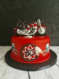 1 x handmade edible motorbike cake topper decoration choice of