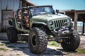 jeep wrangler beach cruiser bruiser conversions