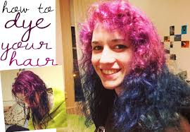 hair color put your picture how to dye your hair that girl magazine