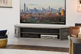 Tv Console Gray Traditional Tv Stand Transitional French Cottage Console