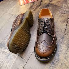 aliexpress com buy steampunk style brand men brogue shoes