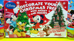 chocolate surprise eggs decorate your christmas tree with mickey