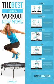 best 25 trampoline workout ideas on pinterest rebounder workout