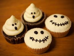 Halloween Cupcakes Cake by Halloween Cupcakes Electric Blue Food
