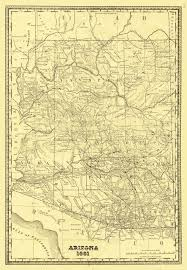 Parker Arizona Map by Maps