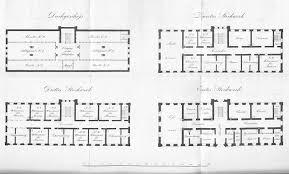 file paedagogium putbus groundplan 1839 jpg wikimedia commons