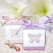 butterfly favor boxes fb1002 01 12pcs set 2 square laser cut butterfly favor box purple