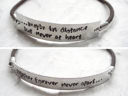 his and hers engraved bracelets set of two sted leather bracelet custom his and hers bracelet