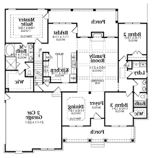 House Plans Small Lot House Plans With Large Attached Garages House Plans For Small Lot