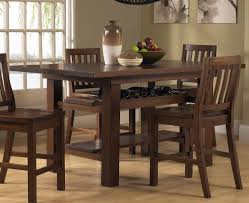 Dining Tables  High Top Dining Table Kitchen Bistro Set Pub Table - Bar height dining table ikea