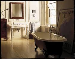 small bathroom with clawfoot tub great paint color style by small