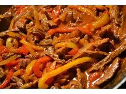 cuisiner boeuf emincé de boeuf salsa prêt à cuisiner prix special lancement