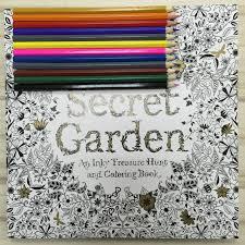shop secret garden coloring book coloring book hand