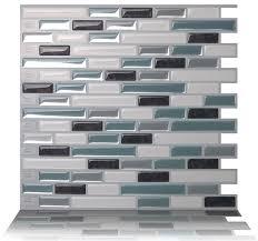 stick on tile backsplash unique design stick on wall tiles kitchen backsplash floor peel