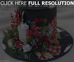christmas hat decorating ideas home decorations