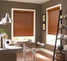 Wood Grain Blinds 2