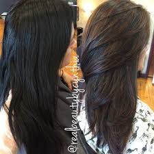 long brown hairstyles with parshall highlight best 25 thin highlights ideas on pinterest highlights