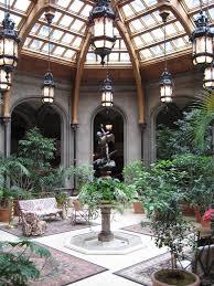 36 best indoor atrium gardens images on pinterest home