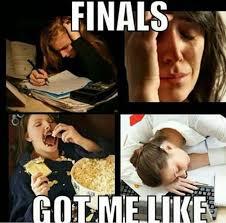 End Of Semester Memes - end of the semester got me feeling like ct101 digital storytelling