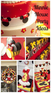 Centerpieces For Minnie Mouse Party by 317 Best Minnie Mouse Party Collection Ideas Images On Pinterest