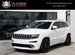 jeep srt 2014 2014 jeep grand cherokee srt 4x4 stock 5976 for sale near
