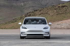 nissan leaf vs tesla 3 tesla model 3 will it be a good family car motor trend