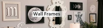 wall frames wall frame collection at home stores at home
