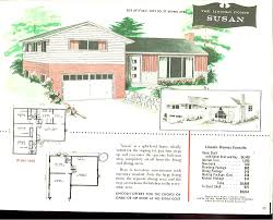 50 1950 ranch home floor plans for house 1950s 1960s unusual