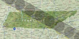 Map Of Nashville Tn Music City Solar Eclipse Where To Watch Visit Nashville Tn