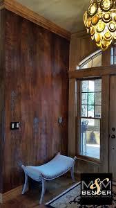 Decorative Paint Finishes Striking Faux Decorative Paint Finish On Foyer Walls By M U0026m Bender