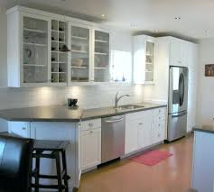 kitchen wall cabinets with glass doors white kitchen wall cabinets andikan me