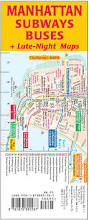 Nyc Map Subway by Nyc Subway Nyc Bus