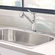 Moen One Handle Pullout Kitchen Faucet Moen Method Pull Out Single Handle Kitchen Faucet With Duralock