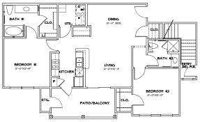 Flats Floor Plans Apartment Floor Plans Sök På Google Floor Plans Four