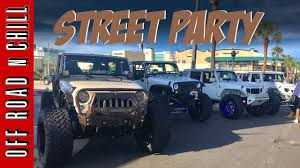 jeep pathkiller jeep beach 2017 poison spyder main street party and reactions to