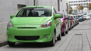mitsubishi purple 2014 mitsubishi mirage drive review autoweek