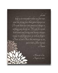 marriage prayers for couples wedding gift personalized christian marriage blessing prayer