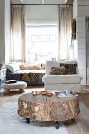 Single Sofa Designs For Drawing Room Furniture Winsome Tree Trunk Coffee Table With Unique Shapes For